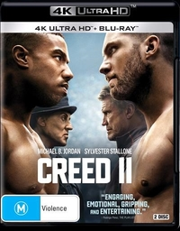 Creed 2 (4K UHD + Blu-ray) on UHD Blu-ray