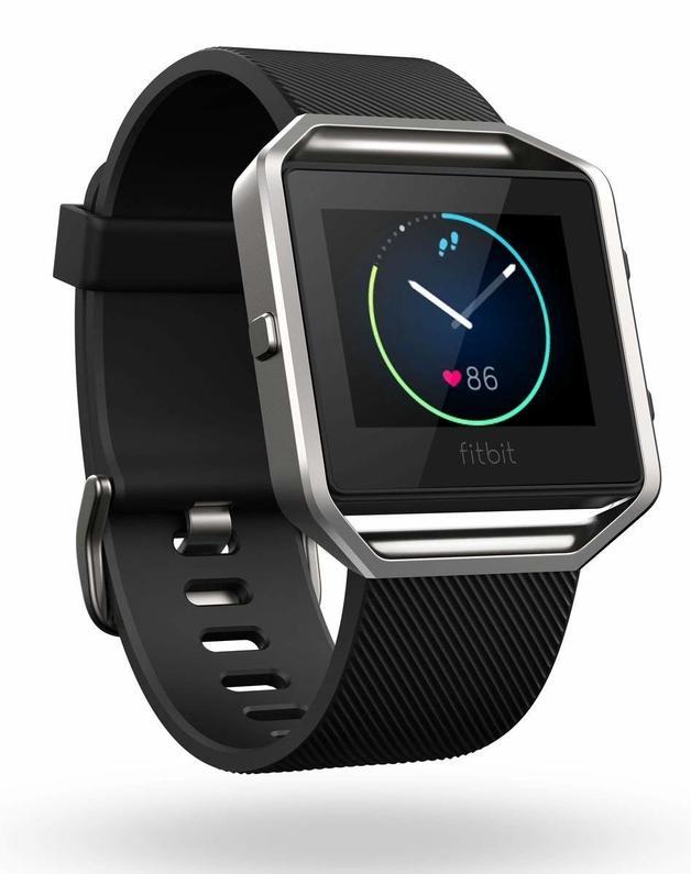 Fitbit Blaze Smart Watch - Small (Black)