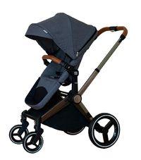 Venice Child: Kangaroo Stroller System - Denim Blue