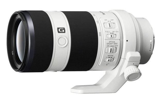 Sony Full Frame E-Mount Fe 70-200Mm F4 G Oss Lens