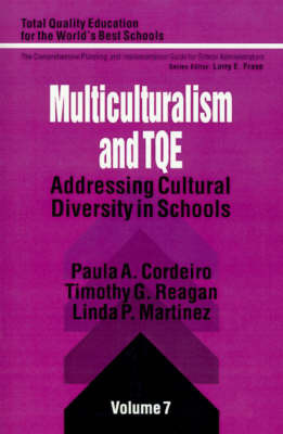 Multiculturalism and TQE by Paula A. Cordeiro