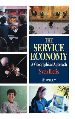 The Service Economy by Sven Illeris image