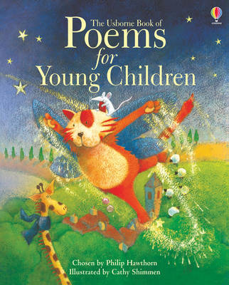 Little Book Of Poems For Young Children