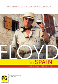 Floyd On Spain on DVD