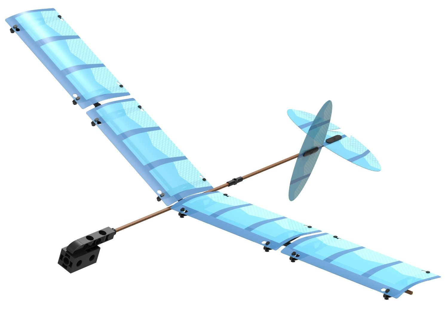 Geek & Co: Ultralight Airplanes - Project Kit image