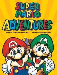 Super Mario Adventures by Kentaro Takemura