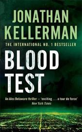 Blood Test (Alex Delaware #2) by Jonathan Kellerman