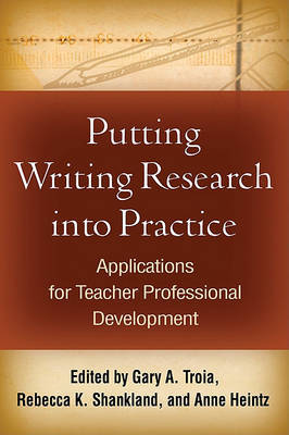 Putting Writing Research into Practice