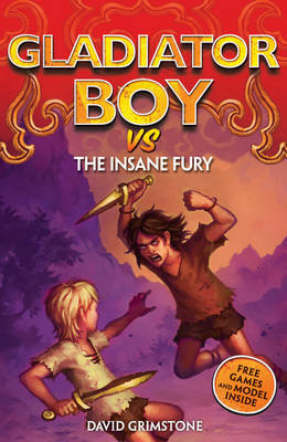 10: vs the Insane Fury by David Grimstone image