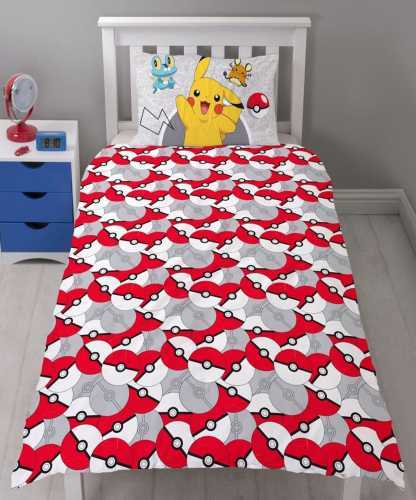 Pokemon Duvet Set - Single image