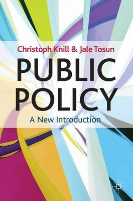 Public Policy by Christoph Knill