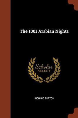 The 1001 Arabian Nights by Richard Burton image