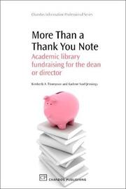 More Than a Thank You Note by Karlene Noel Jennings image