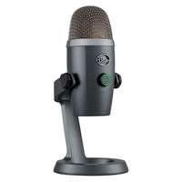 Blue Microphones Yeti Nano Premium USB Microphone - Shadow Grey for
