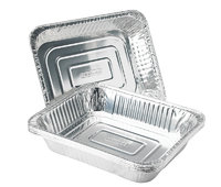 Gasmate: Aluminum Roasting Trays - Large (5 Pack)