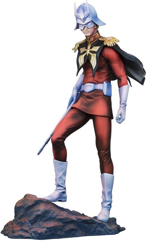 GGG Gundam: 1/8 Char Aznable - PVC Figure