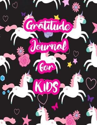 Gratitude Journal for Kids by Alia Ruiz