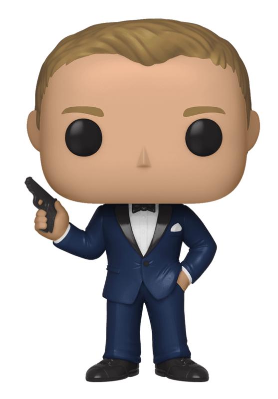 James Bond: Daniel Craig (Casino Royale) - Pop! Vinyl Figure