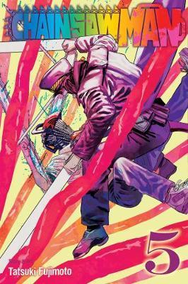 Chainsaw Man, Vol. 5 by Tatsuki Fujimoto