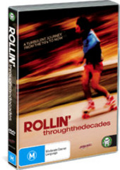 Rollin' Through The Decades on DVD