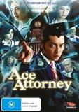 Ace Attorney DVD