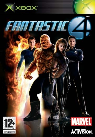 Fantastic 4 for Xbox