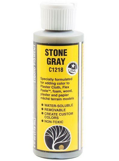 Woodland Scenics Stone Grey Earth Colour