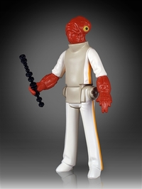 "Star Wars Admiral Ackbar 12"" Jumbo Action Figure"