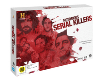 Notorious: Serial Killers Collection on DVD