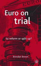 Euro on Trial by B. Brown image