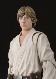 S.H.Figuarts Star Wars: Luke Skywalker - Action Figure