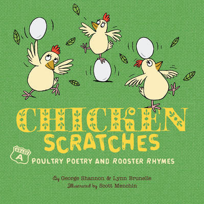 Chicken Scratches: A Gathering of Poultry Poetry by Lynn Brunelle image