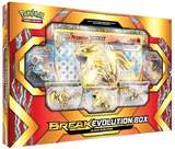 Pokemon TCG Break Evolution Box Featuring Arcanine