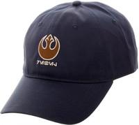 Star Wars: Rogue One - Rebel Logo Dad Cap