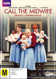 Call the Midwife - Season 6 DVD