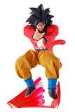 D.O.D: Over Drive Super Saiyan 4 Goku - PVC Figure