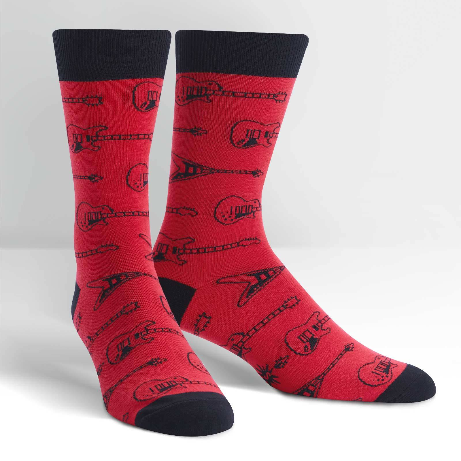 Men's - String Theory Crew Socks image
