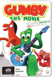 Gumby: The Movie on DVD