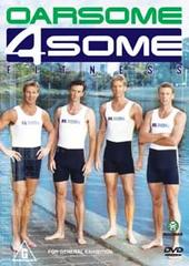 Oarsome Foursome Fitness on DVD