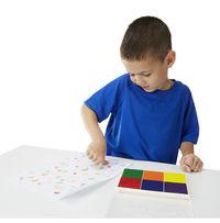 Melissa & Doug: Rainbow Stamp Pad image