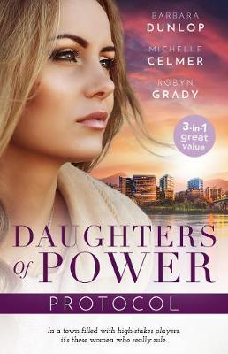 Daughters Of Power by Michelle Celmer image