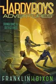 Dungeons & Detectives by Franklin W Dixon image