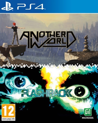 Another World & Flashback Compilation for PS4