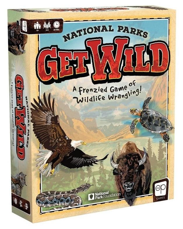 National Parks: Get Wild - Board Game