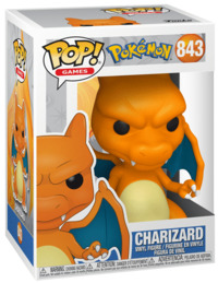 Pokemon: Charizard - Pop! Vinyl Figure