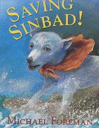 Saving Sinbad! by Michael Foreman image