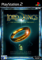 The Lord of the Rings: The Fellowship of the Ring for PS2