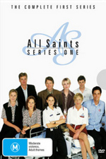 All Saints - Complete Series 1 (10 Disc Box Set) on DVD