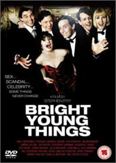 Bright Young Things on DVD