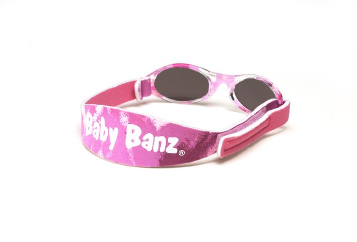 Banz Adventure Sunglasses - Camo Pink image